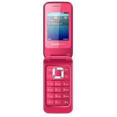 Manta Telefon FLIP TOUCH RED (TEL2405D)