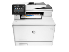 HP večfunkcijska naprava CLJ MFP M477fdw