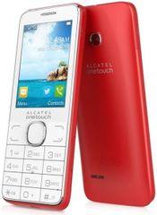 Alcatel One Touch 2007D, červený