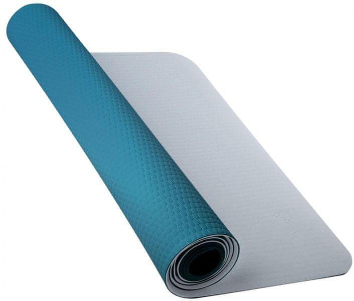 Nike Fundamental Yoga Mat (3mm) Cool Grey/Blue Lagoon Unisex