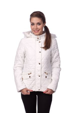 Brave Soul női kabát Nala M fehér