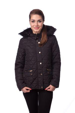 Brave Soul ženska jakna Nala XS črna