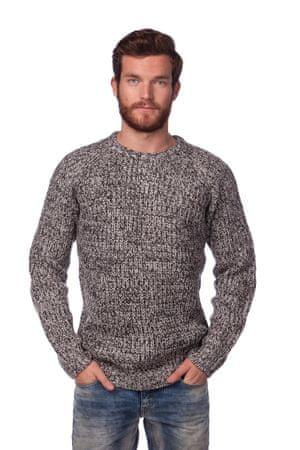 Brave Soul sweter męski Dawkins XL czarny