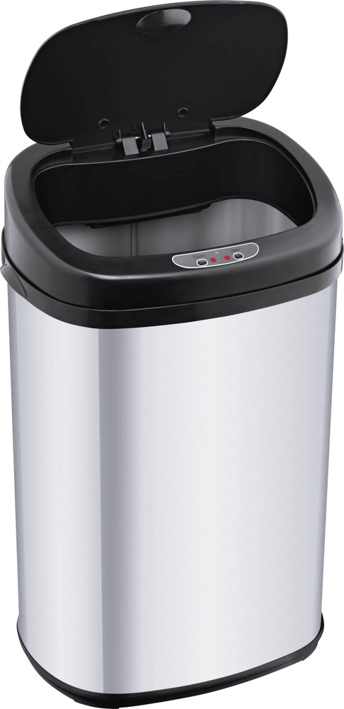 Lamart Bezdotykový automatický odpadkový koš 42 l nerez