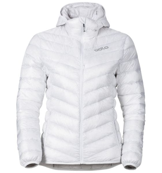 ODLO Air Cocoon Hoody W White XS