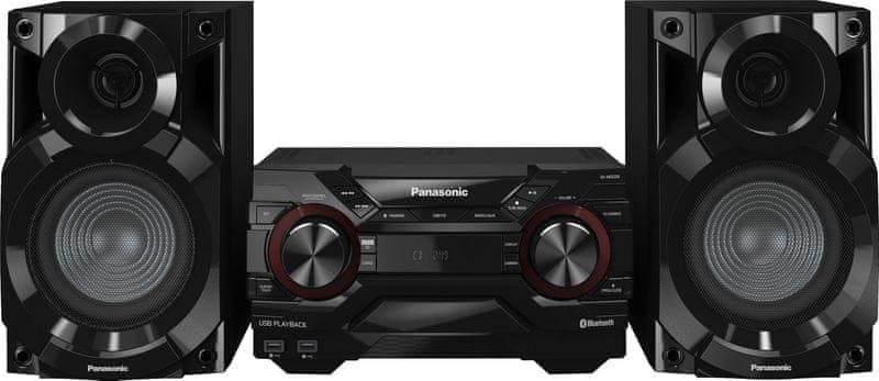 Panasonic SC-AKX200E-K, černá