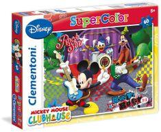 Clementoni Puzzle Mickey Mouse a rocková kapela