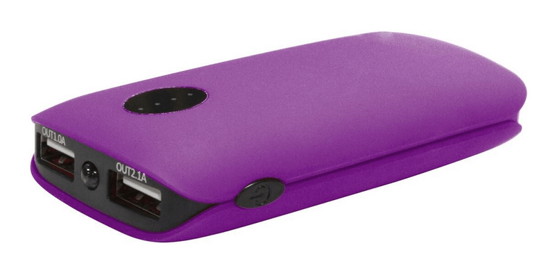 Platinet Powerbank 5000 mAh Violet (PMPB5RV)