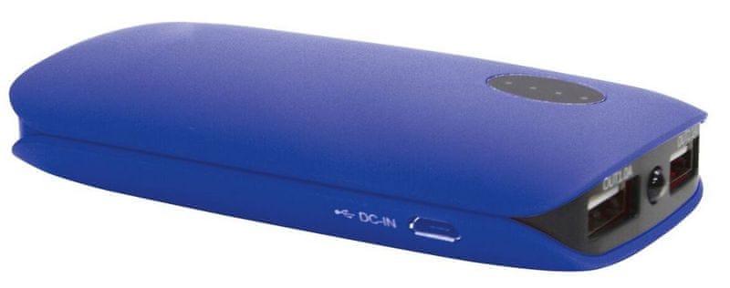Platinet PowerBank 5000 mAh Blue (PMPB5RBL)