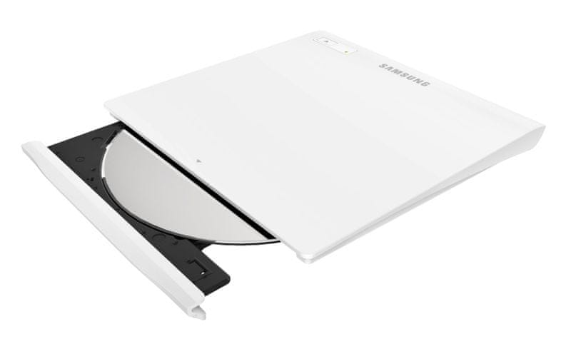 Samsung SE-208GB bílá - externí DVD mechanika