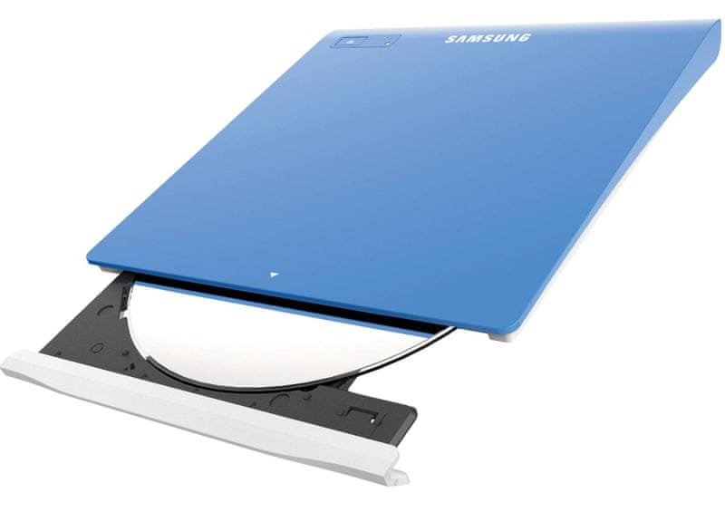 Samsung SE-208GB modrá - externí DVD mechanika