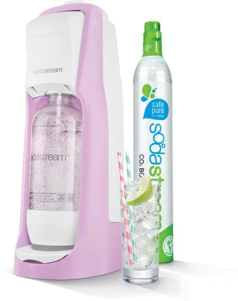 Sodastream JET PASTEL ROSE (RS)
