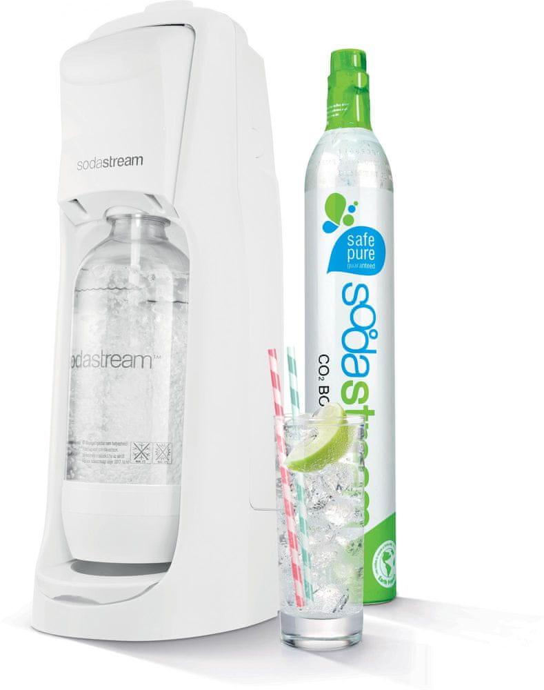 SodaStream JET WHITE sada
