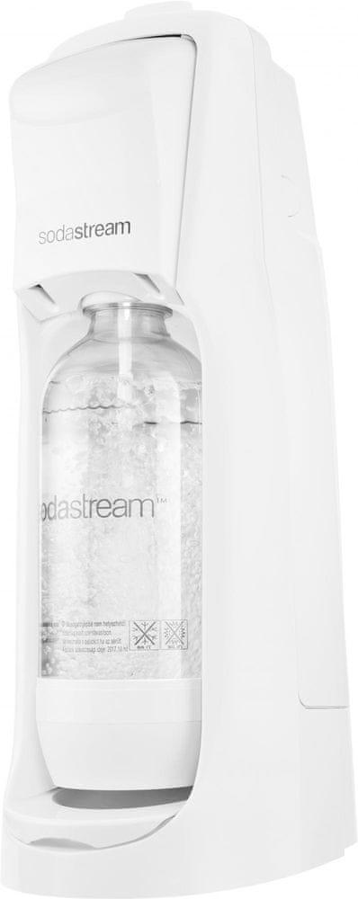 SodaStream JET WHITE sada - zánovní