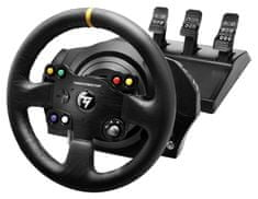 Thrustmaster sada volantu a pedálů TX Leather Edition
