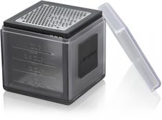Microplane Multifunkciós kocka alakú reszelő