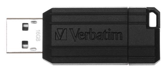Verbatim Store n Go Pinstripe 32GB černý (49064)