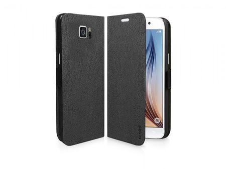 SBS preklopna torbica za Samsung Galaxy S6, črna (TEBOOKSAS6K)