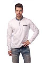 Brave Soul moška polo majica Hermes