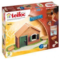 Teifoc 51 House Daniel Építőjáték