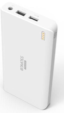 Romoss powerbank eUSB dofun 6 15600 mAh