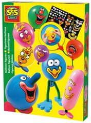 SES Výroba veselých balónikov