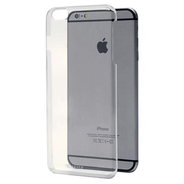 Tenký kryt Leitz Complete pro iPhone 6 Plus transparentní