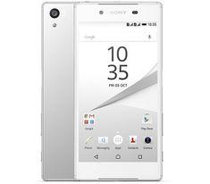 Sony Xperia Z5, Dual SIM, White