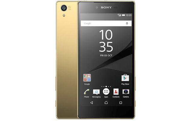 Sony Xperia Z5, Dual SIM, Gold