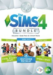 EA Games The Sims 4 Bundle Pack 2 / PC
