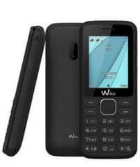 Wiko telefon Lubi 4 črn