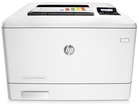 HP barvni tiskalnik Color LaserJet Pro 400 M452nw