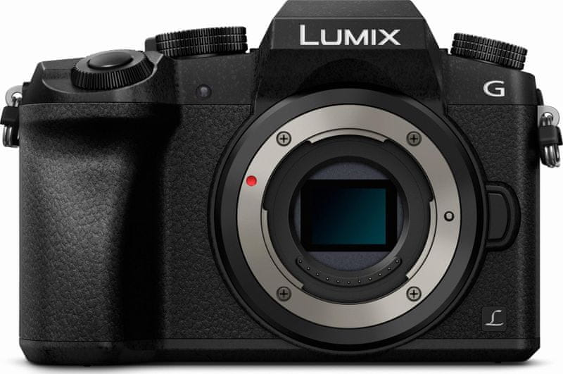 Panasonic Lumix DMC-G7 Body Black (DMC-G7EG-K)