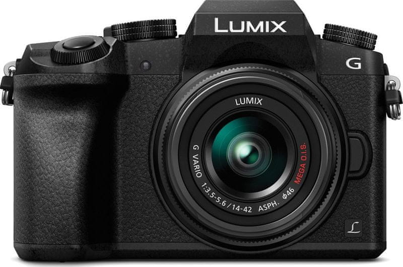 Panasonic Lumix DMC-G7 + 14-42 Black (DMC-G7KEG-K)