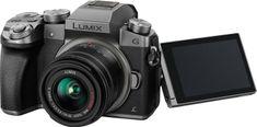 Panasonic Lumix DMC-G7 + 14-42 mm