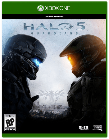 Microsoft Halo 5: Guardians (Xbox One)
