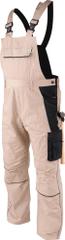 YATO Spodnie robocze ogrodniczki DOHAR