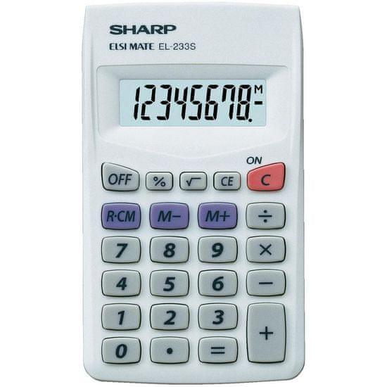 Sharp kalkulator EL233S