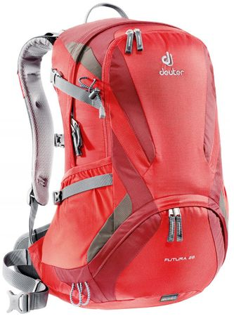 Deuter Futura 28 Fire/Cranberry