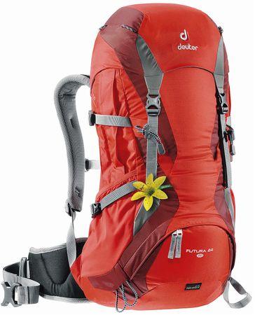 DEUTER plecak turystyczny Futura 24 SL Papaya/Lava