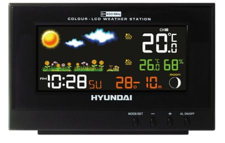 Hyundai WS2202 - II. jakost