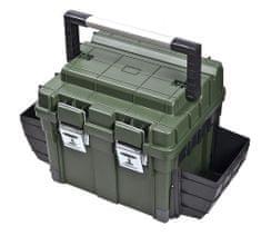 PATROL Rybářský kufr HD COMPACT PLUS