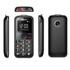 MaxCom telefon komórkowy MM560BB, szary