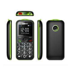 MaxCom telefon komórkowy MM560BB, zielony