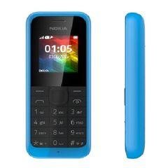 Nokia telefon komórkowy 105 DS Cyan