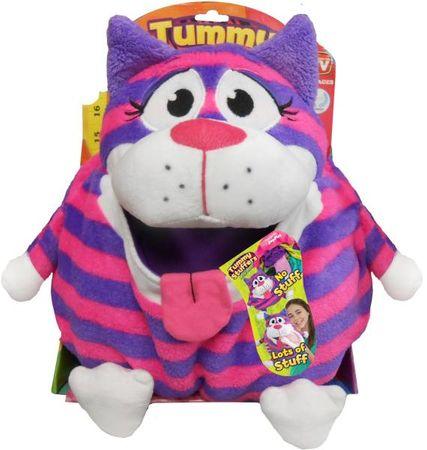 OEM Tummy Stuffers Tömzsák állatka Neon cica