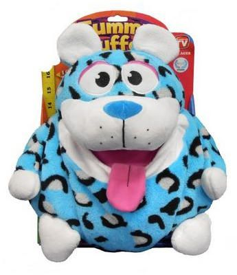 OEM Tummy Stuffers Tömzsák állatka Kék leopárd