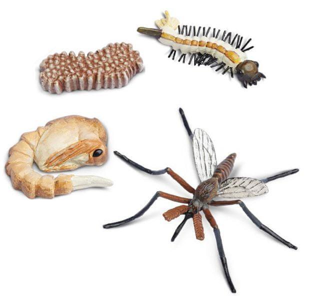 Safari Ltd. Životní cyklus - Komár