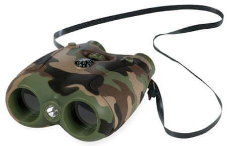 Safari Ltd. Maskovaný dalekohled se světlem a kompasem  0d8e2729be