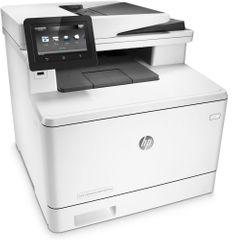 HP večfunkcijska laserska barvna naprava HP Color LaserJet Pro MFP M477fdn (CF378A#B19)